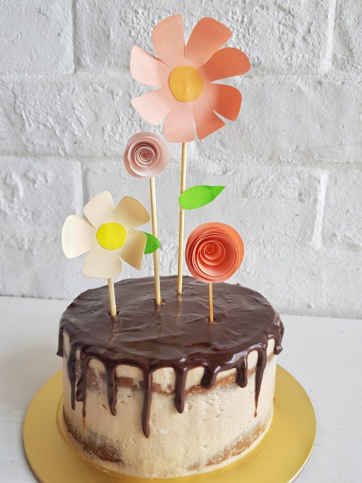 allergen friendly chocolate crazy cake with aquafaba swiss meringue frosting and chocolate ganache