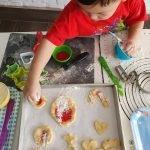 egg-free, dairy-free, peanut & nut-free shortbread cookie recipe