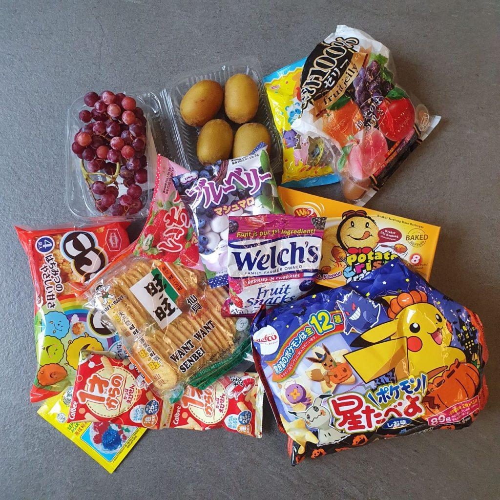 Allergen friendly snack ideas for Halloweens